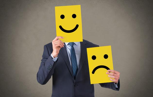 Hymy kasvoilla on parempi kuin yrmeä irvistys