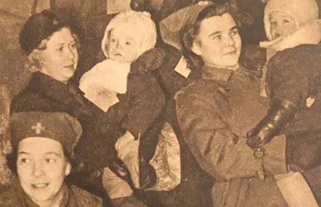 Kuva - Opetusta kodin hoidosta? – Naisten asevelvollisuutta pohdittiin jo 1940