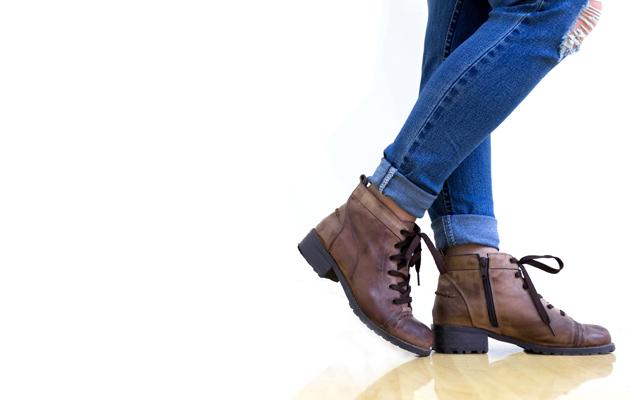 Narisevat kengät voivat ärsyttää vietävästi.