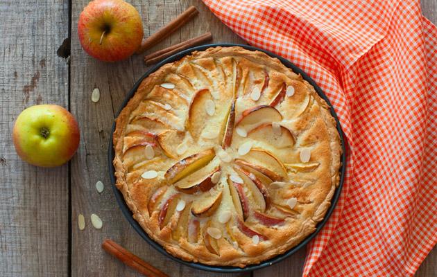 Omenaherkut maistuvat syksyllä.