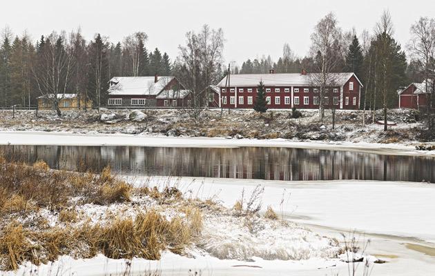 Maailman pisin pohjalaistalo, Pitkä-Perttilä