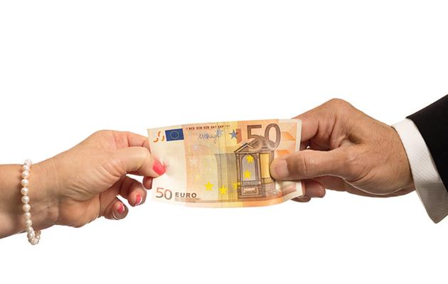 Rahan jako avioliitossa