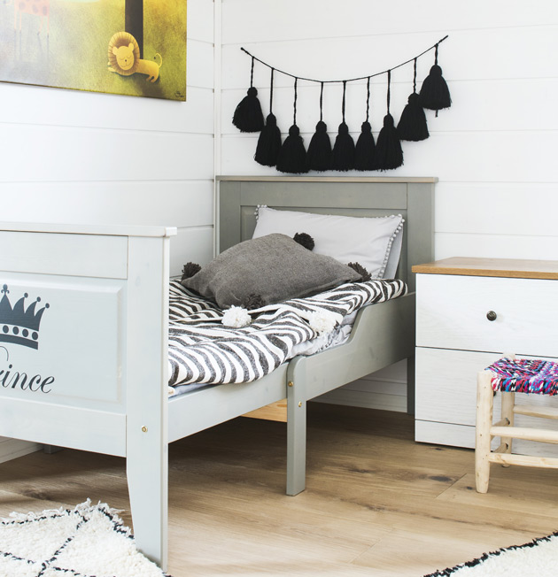 diy-sängynpääty