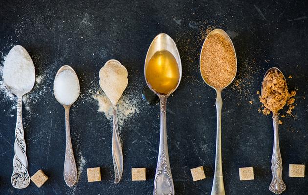 Sokeri on monipuolinen makeuttaja.