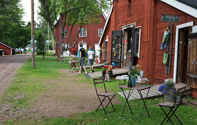 Strömfors on kaunis kylä Itä-Uudellamaalla.