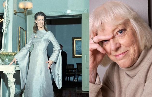 Birgitta Ulfsson 1928-2017.