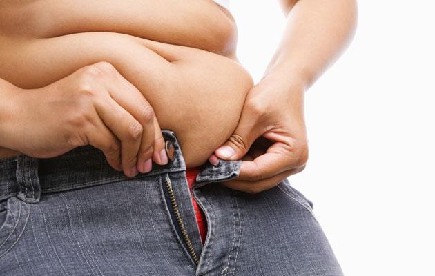 Jos paino jumittaa, laihduttaminen ei onnistu.