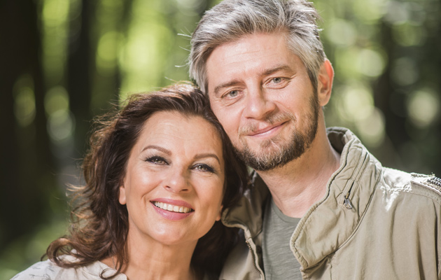 Satu Silvo ja Reidar Palmgren