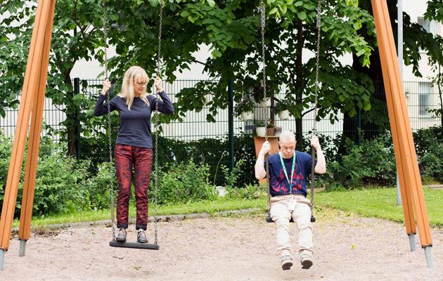 Helka-Maria Kinnunen ja Petteri Kinnunen