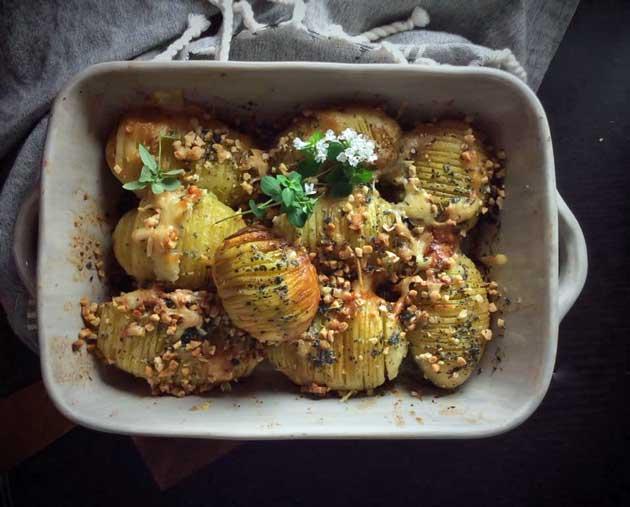 Kuva - Blonditiinan Pähkinämäen perunat