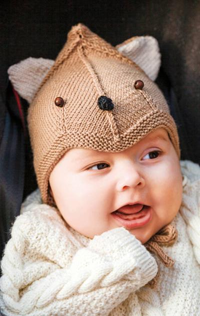 Karhumyssy vauvalle