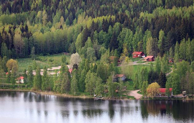 Mikä on Suomen ihanin kylä?