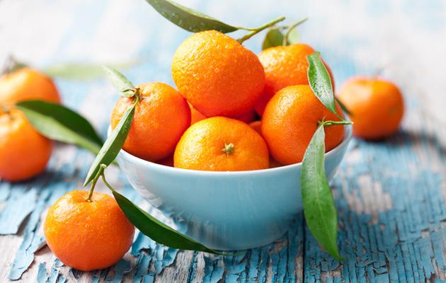 Pikkusitrukset piristävät vitamiineillaan.