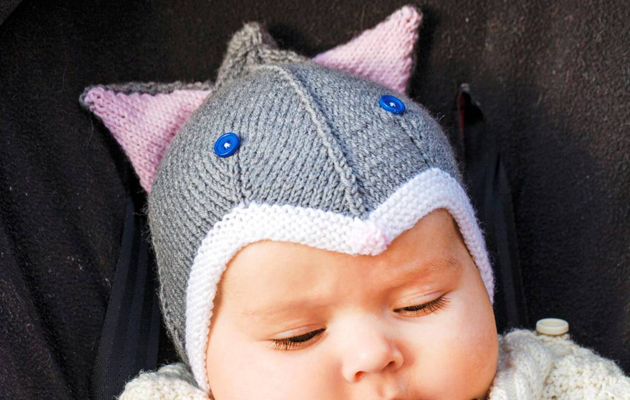 kissamyssy vauvalle