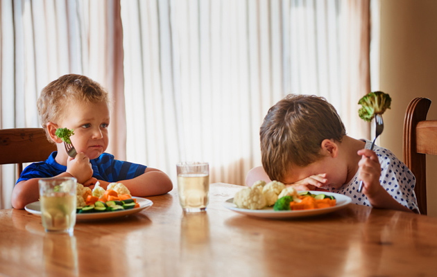 Suolisto voi hyvin, kun sitä ruokitaan monipuolisesti.