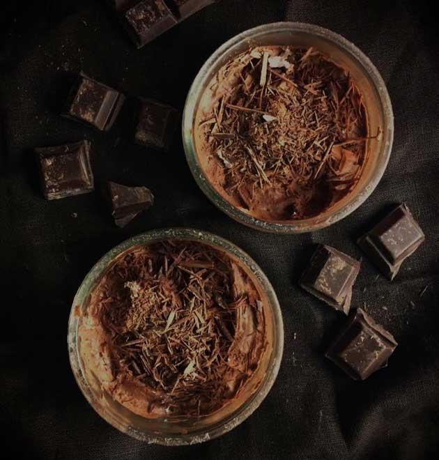 Maailman helpoin suklaamousse