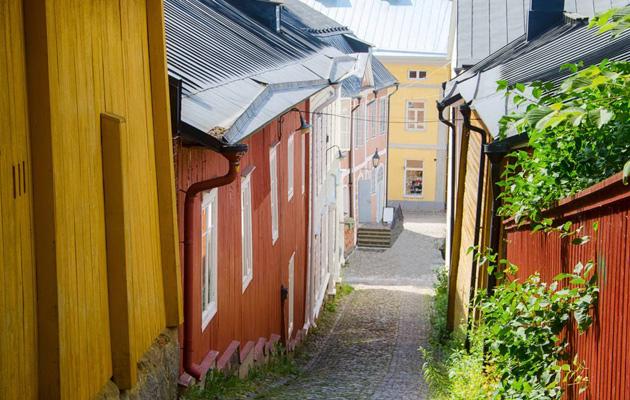 Kuva - Matka: Suomen suloisimmat puutalokaupungit – vieraile historiallisissa rannikkokaupungeissamme