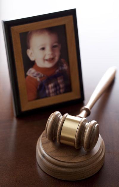 Avioerossa kiistellään lapsen huoltajuudesta