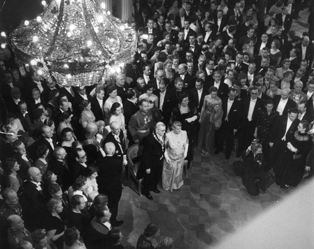 Itsenäisyyspäivän juhlat 6.12.1949