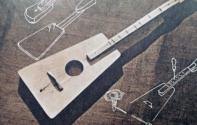 Tambi kitaran nikkarointiohjeet 1950-luvulta