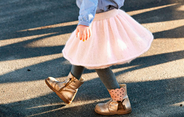 Ballerinahame tytölle