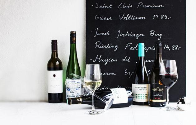 Viini-lehden vuoden viinivalinnat ovat tehty.