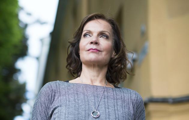 näyttelijä Lena Meriläinen