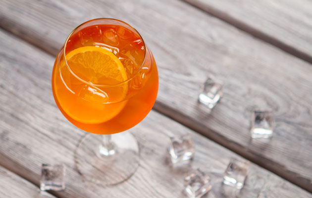 Aperol Spritz -cocktail