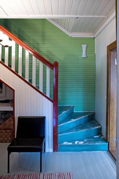 Torpan portaikko