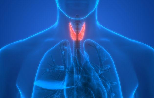 Kilpirauhasen vajaatoiminta voi tuntua palana kurkussa.