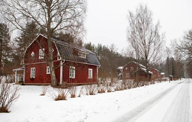 Mathildedalin työläistalo