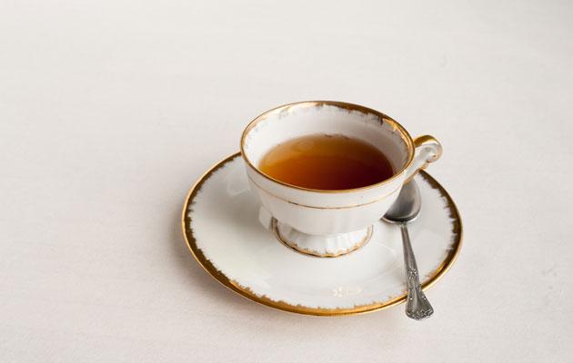 Kovaa teetä