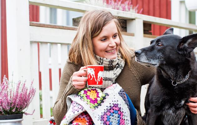 Elämänlangan tila, Sanna Ohvo ja Sohvi-koira