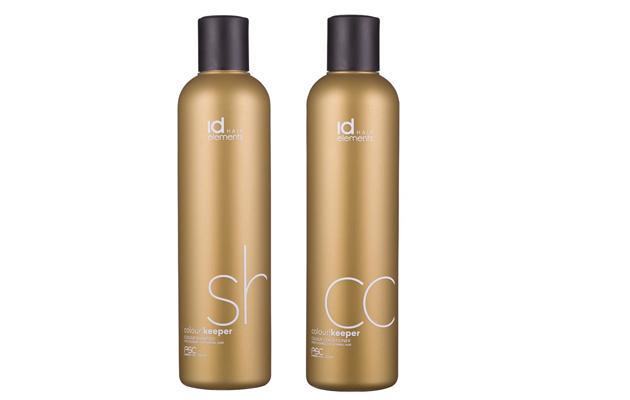 IdHair Colorkeeper shampoo ja hoitoaine