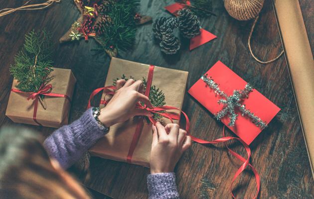 Joululevyt kohottavat tunnelman.