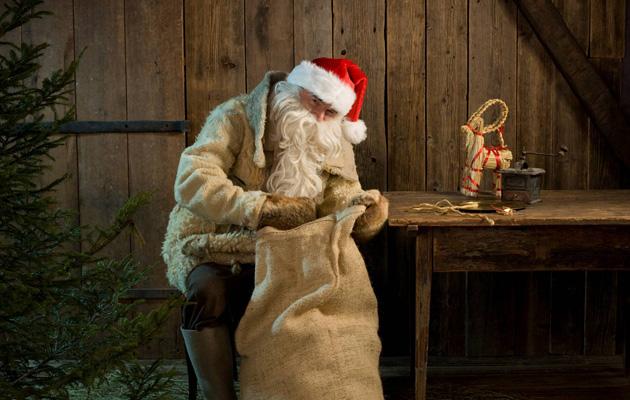 Joulutunnelma syntyy pienistä asioista.