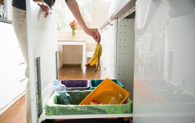Ennakoivan kierrätyksen avulla voit vähentää jätteen määrää.