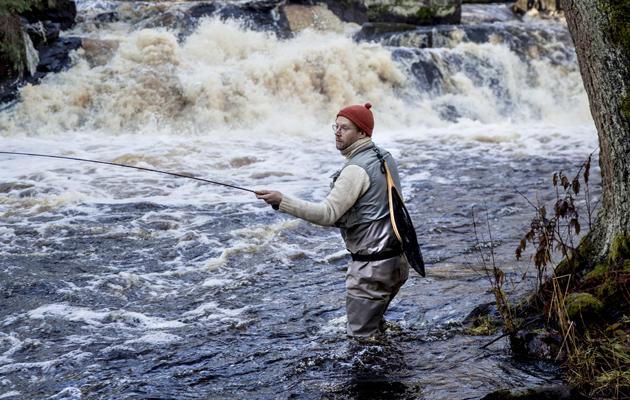"""Kuva - Taiteilija Teemu Järvi metsästäjän vieteistä: """"On mahtava tunne hiipiä, yrittää äkätä eläin ennen kuin se äkkää sinut"""""""