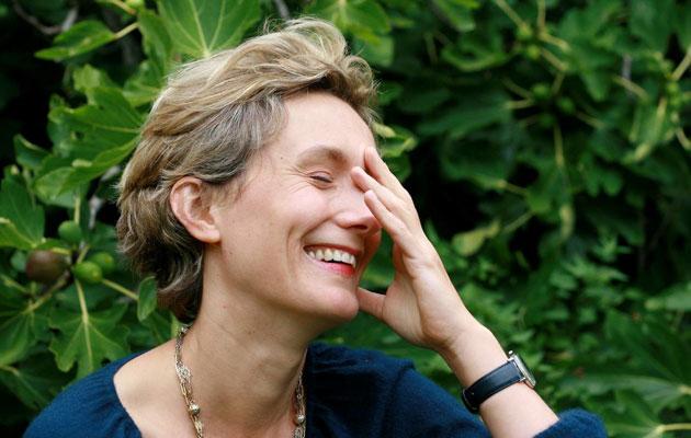 Anna Gavalda on ranskalainen kirjailija, jonka uusin kirja ilmestyy helmikuussa.