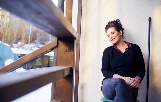 """Kuva - Anna Rotkirch: """"Olen kiitollinen, että saimme vielä yhden lapsen"""""""