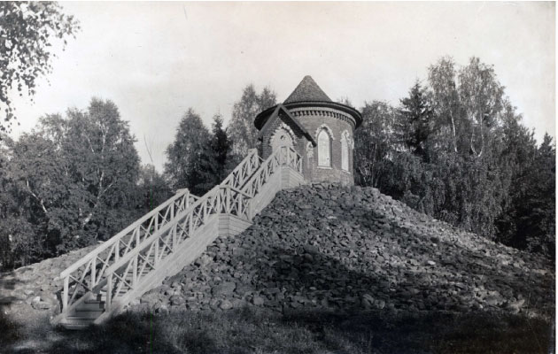 Puisto Paviljonki