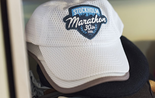 Omaishoitaja Väinö on eläkeläinen, joka juoksee maratoneja.