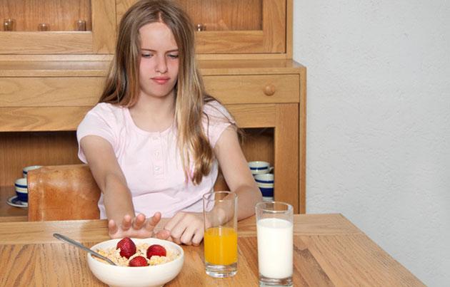 Syömishäiriö Oireet