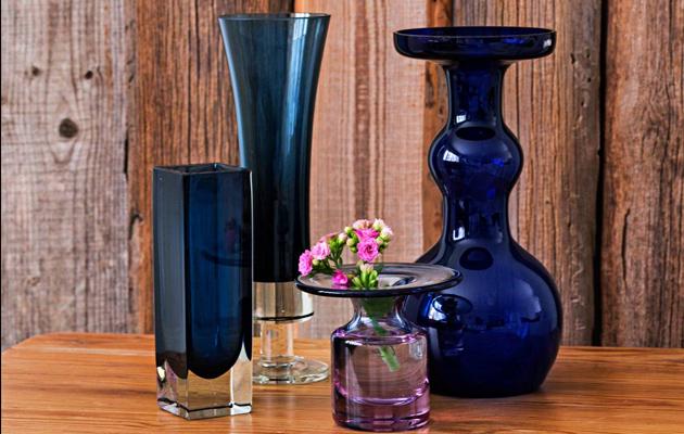 Suomalaista lasimuotoilua