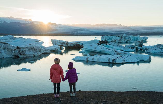 Kuva - Miksi teemme niin vähän ilmastonmuutoksen torjumiseksi? Katso, miten helposti voit vähentää omia päästöjäsi!