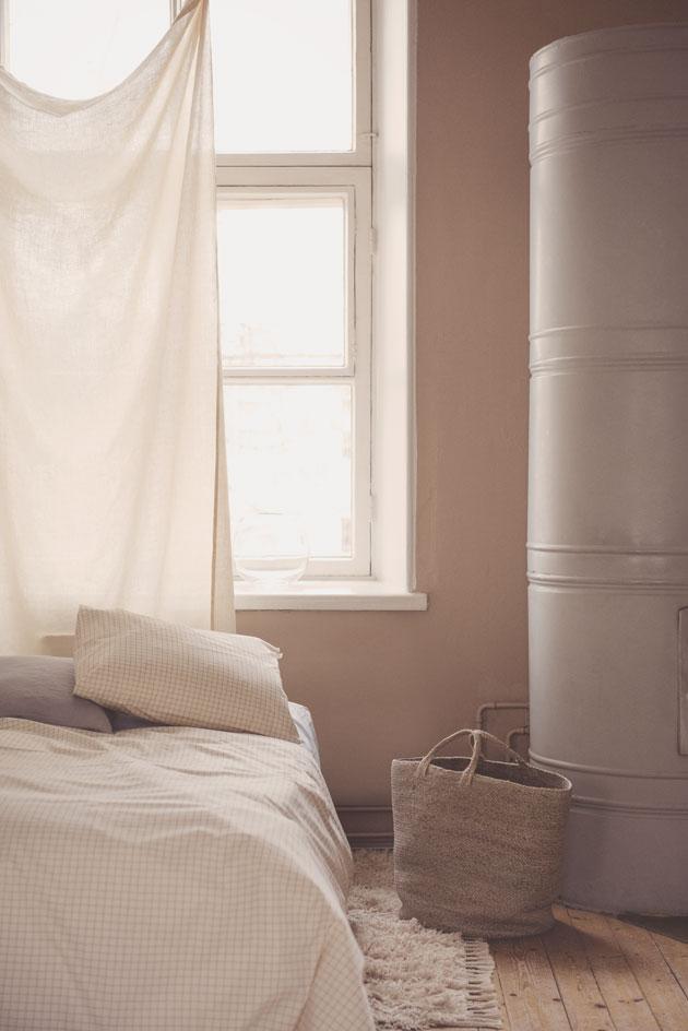 makuuhuoneen vuode