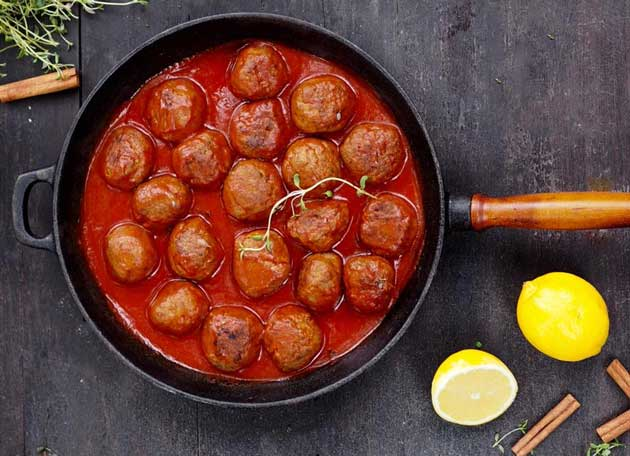 Marokkolaiset lihapullat