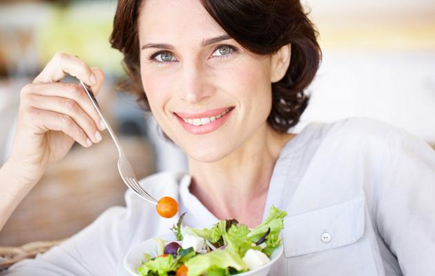 Hormonit tasapainoon oikealla ruoalla