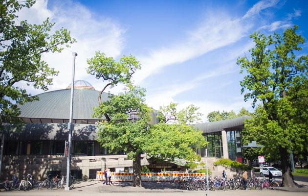 Tampereen kirjasto, Metso