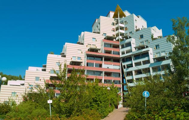 Terassitalo, Helsinki